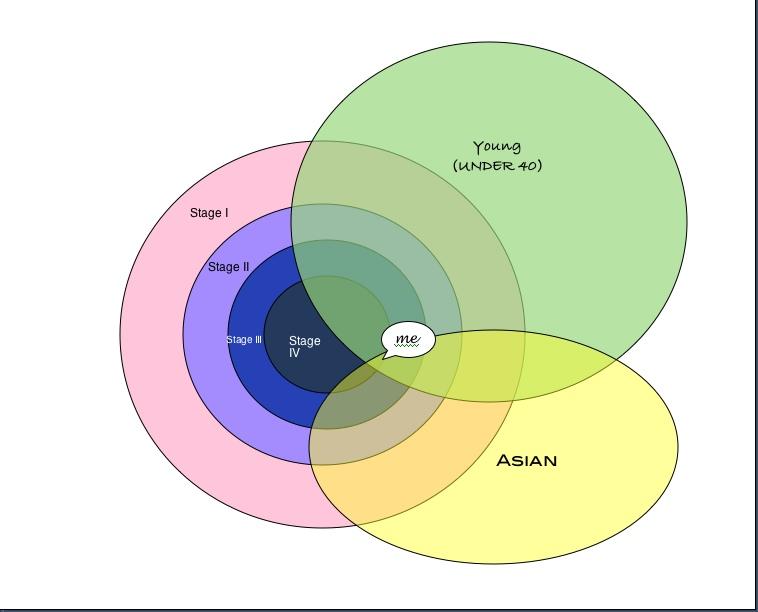 Me As A Venn Diagram The Abc Cancer Diaries